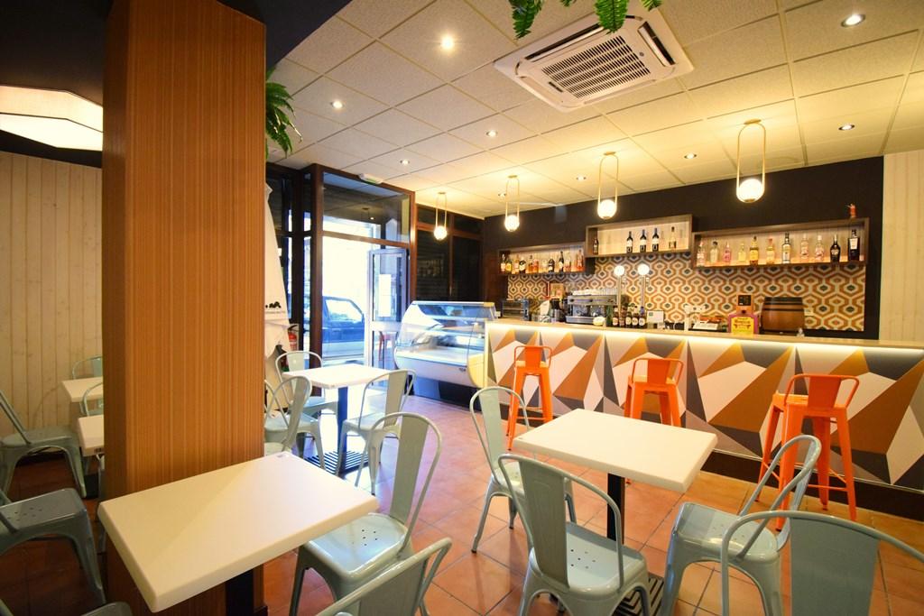 Resultado de imagen de decoración cafetería