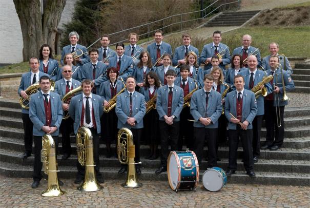 Musikverein Grießen im Jahr 2009