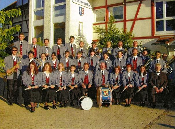Musikverein Grießen im Jahre 2004