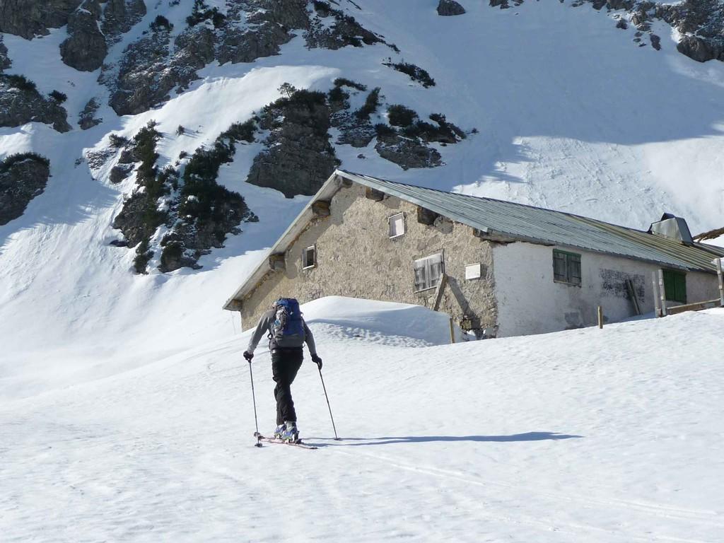 Skitour Obergemstel