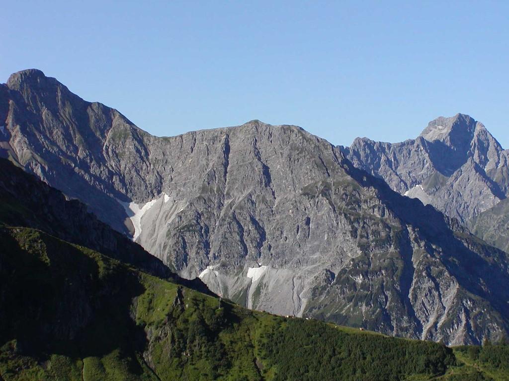 Zwölfer-Gipfel