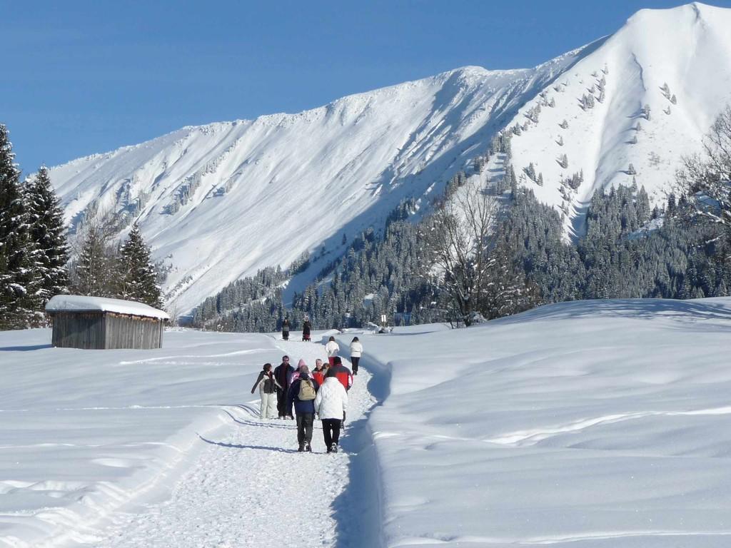 Winterwandern - ein Traum