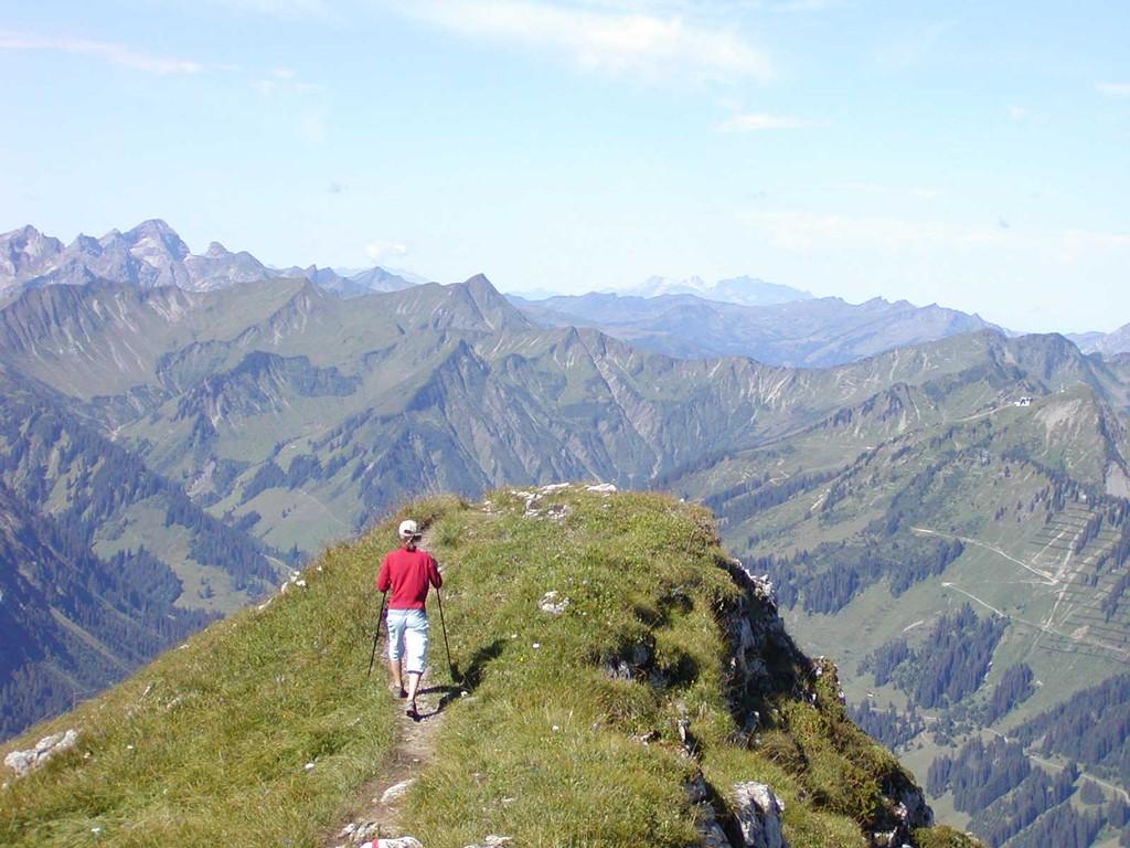 Wanderung Hammerspitze