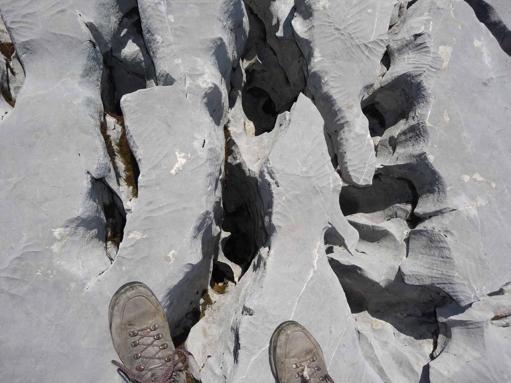Gottesacker - Formen der Natur