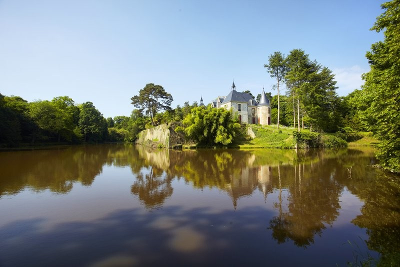 Le château de Nesmy