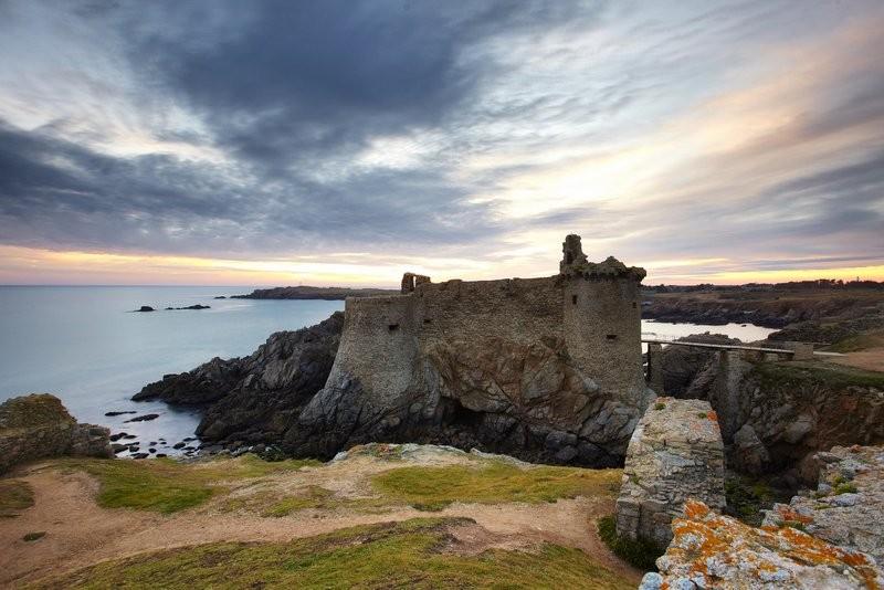 L'Ile d'Yeu - Le vieux Chateau