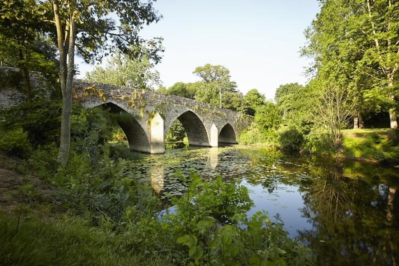 Saint Hilaire de Loulay - Le Pont de Sénard