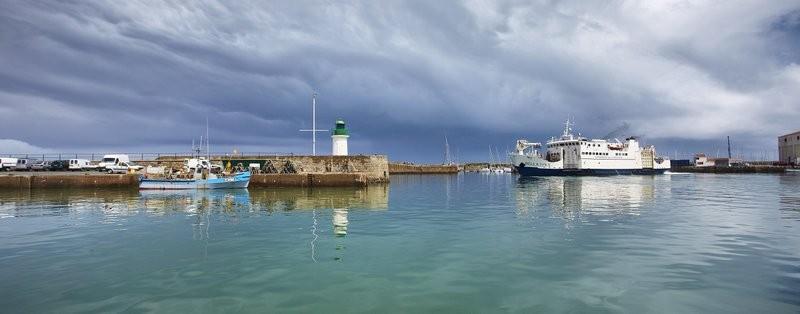 L'Ile d'Yeu - Port Joinville