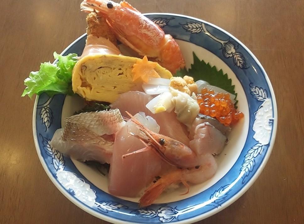 海鮮丼(お子様用)