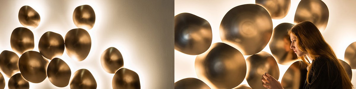 """Chestnut"" von VISO Lighting"