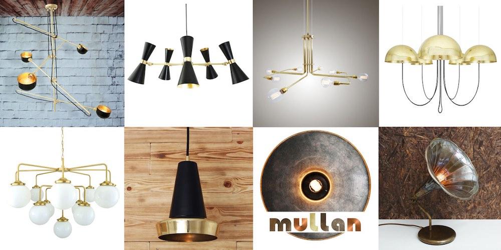 Mullan Designerleuchten aus Irland