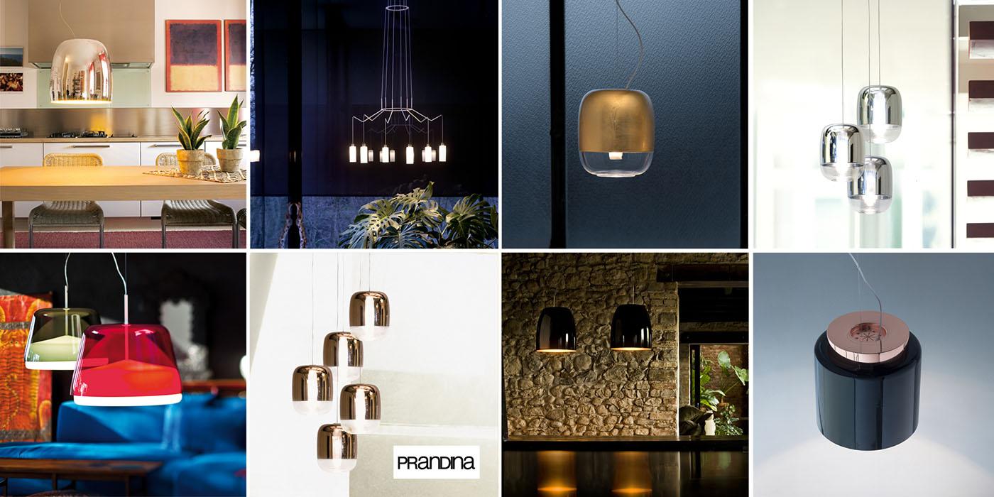 prandina designerleuchten gong notte lampen shop24. Black Bedroom Furniture Sets. Home Design Ideas