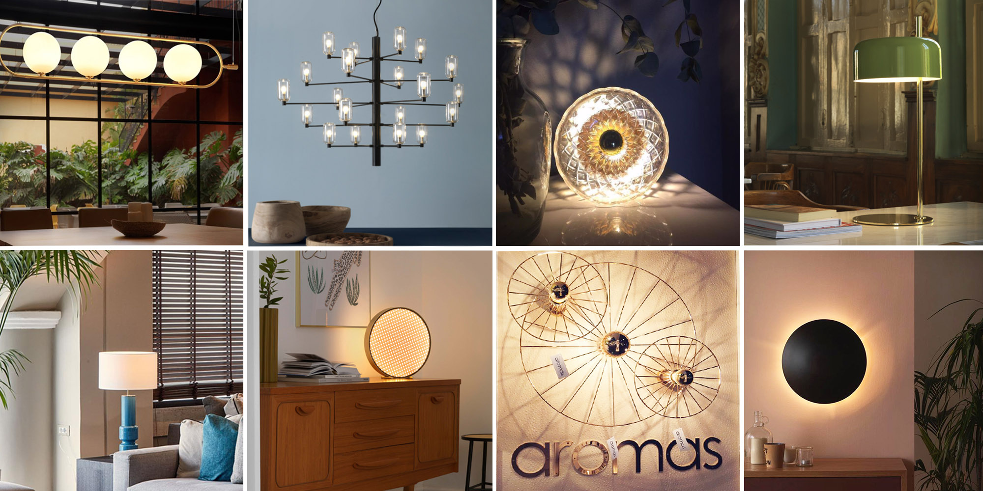 aromas del campo designerleuchten lampen shop24. Black Bedroom Furniture Sets. Home Design Ideas