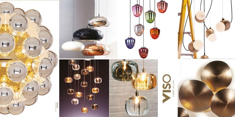 VISO Designerleuchten aus Canada