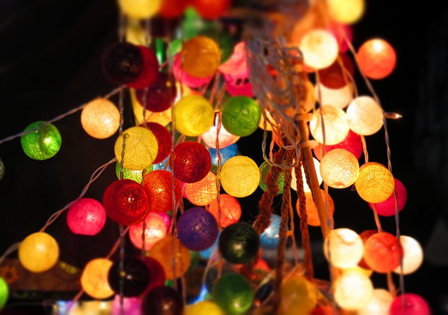 Nachtstimmung Garten Luxillo Leuchten