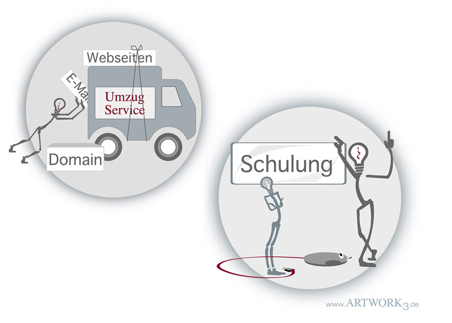 Illustration 2 zum Thema Programmierung - ARTWORK3, Heidemarie Franz
