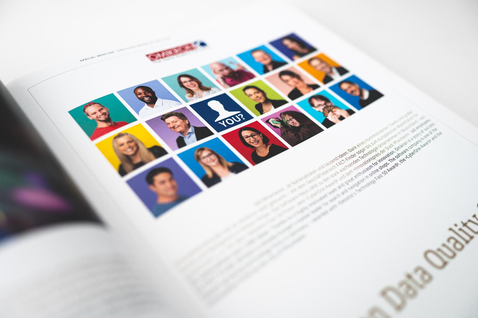 GERMAN BRAND AWARD 2020: Mit lebendigen Mitarbeiter-Portraits zur Special Mention