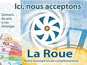 La roue monnaie locale alternative en Provence