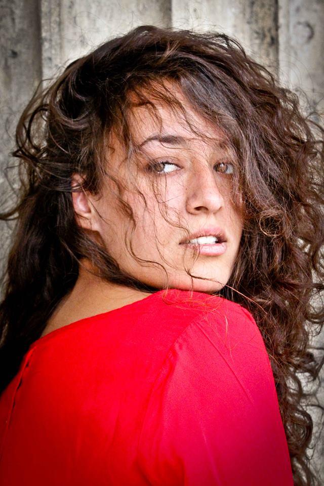 Janna Ambrosy Schauspielerin Mainz © Dieter Sopalla 2013