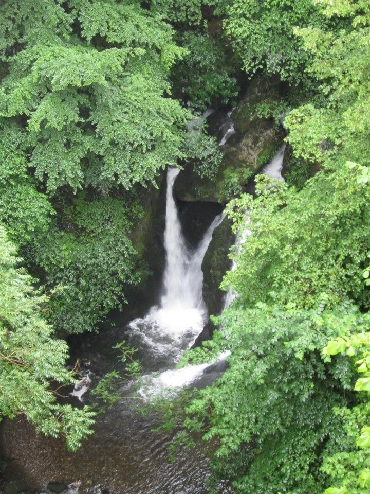 Gouffre de Saoule - Waterfall