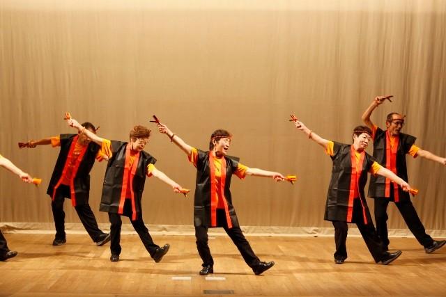 岩槻校6期・踊り隊