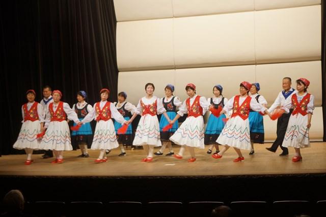 東浦和校第12期 フォークダンス