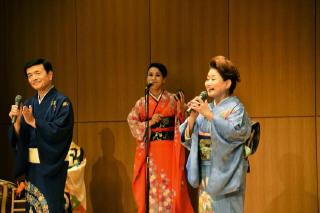 京極加津惠 歌謡民謡バラエテイショー 1