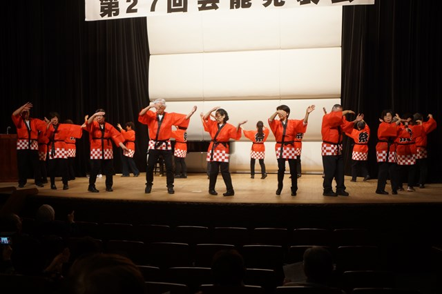 大宮校第13期 民踊