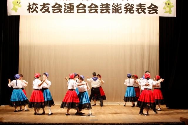 東浦和校12期・フォークダンスクラブ
