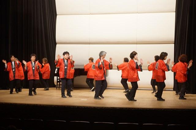 岩槻校第8期 踊り・体操