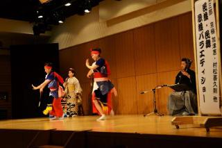 京極加津惠 歌謡民謡バラエテイショウー 2