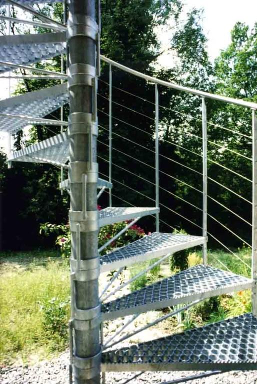 die Wendeltreppe als Kunstwerk