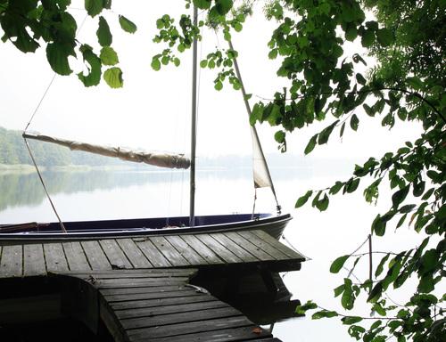 Ferienhaus Perlin Dümmer See