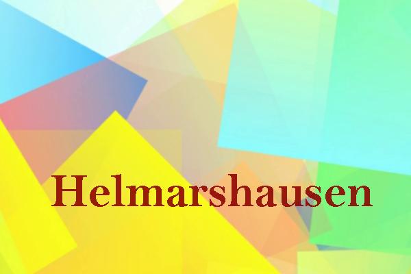 Ansichtskarten von Helmarshausen
