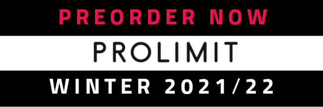 PREORDER NOW // PROLIMIT HERBST & WINTERKOLLEKTION 2021/22