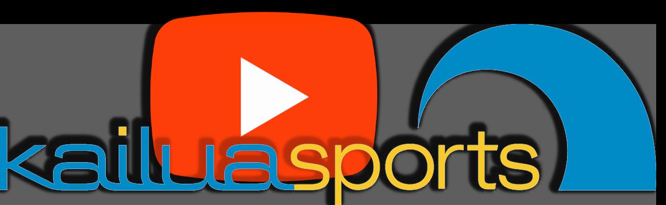 KAILUA SPORTS // Video Channel online!