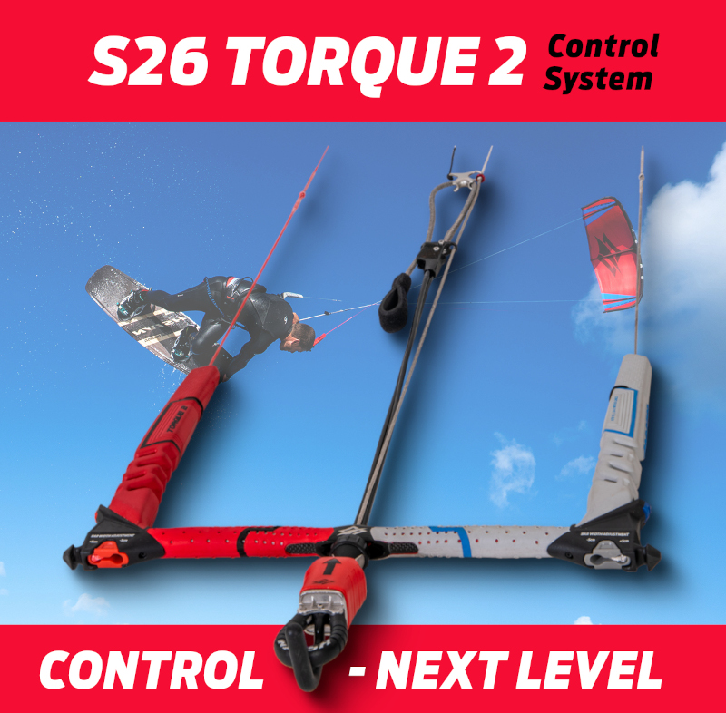 OUT NOW // NAISH S26 TORQUE 2 Control System