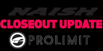 CLOSEOUT UPDATE DEZ // Naish & Prolimit