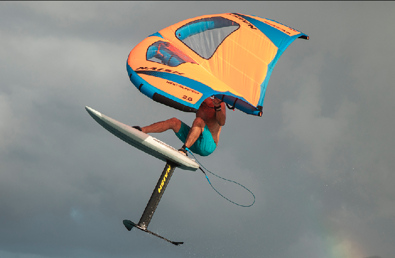 OUT NOW // NAISH S26 WING-SURFER // ONE FOR ALL