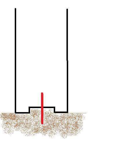 Podia ser la base de alguna columna o miliarium.