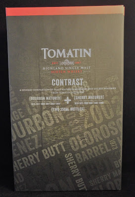 Tomatin Contrast Umverpackung