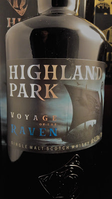 Verpackung Highland Park Voyage of the Raven