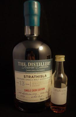Ein toller Strathisla - direkt aus Schottland mitgebracht!
