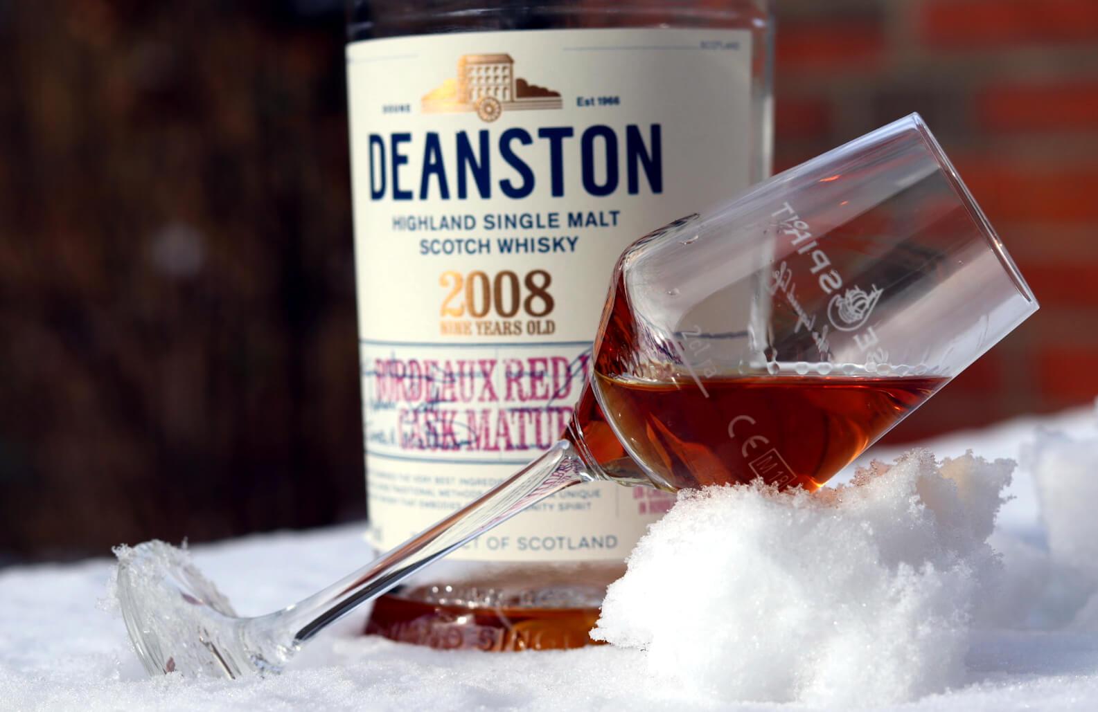 Whisky Review #192: Deanston 2008 - Bordeaux Cask Matured