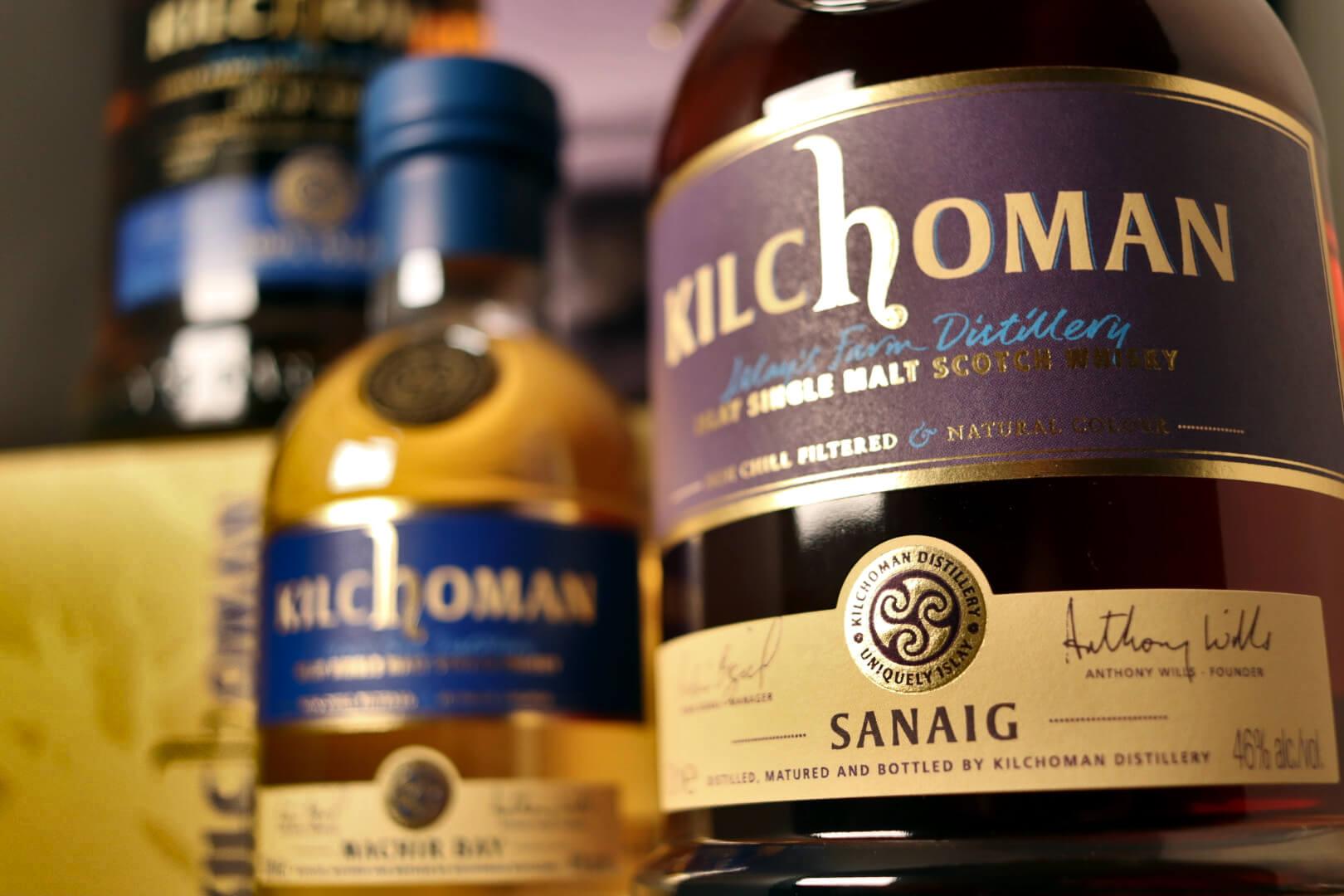 Whiskybesprechung #197: Kilchoman Sanaig