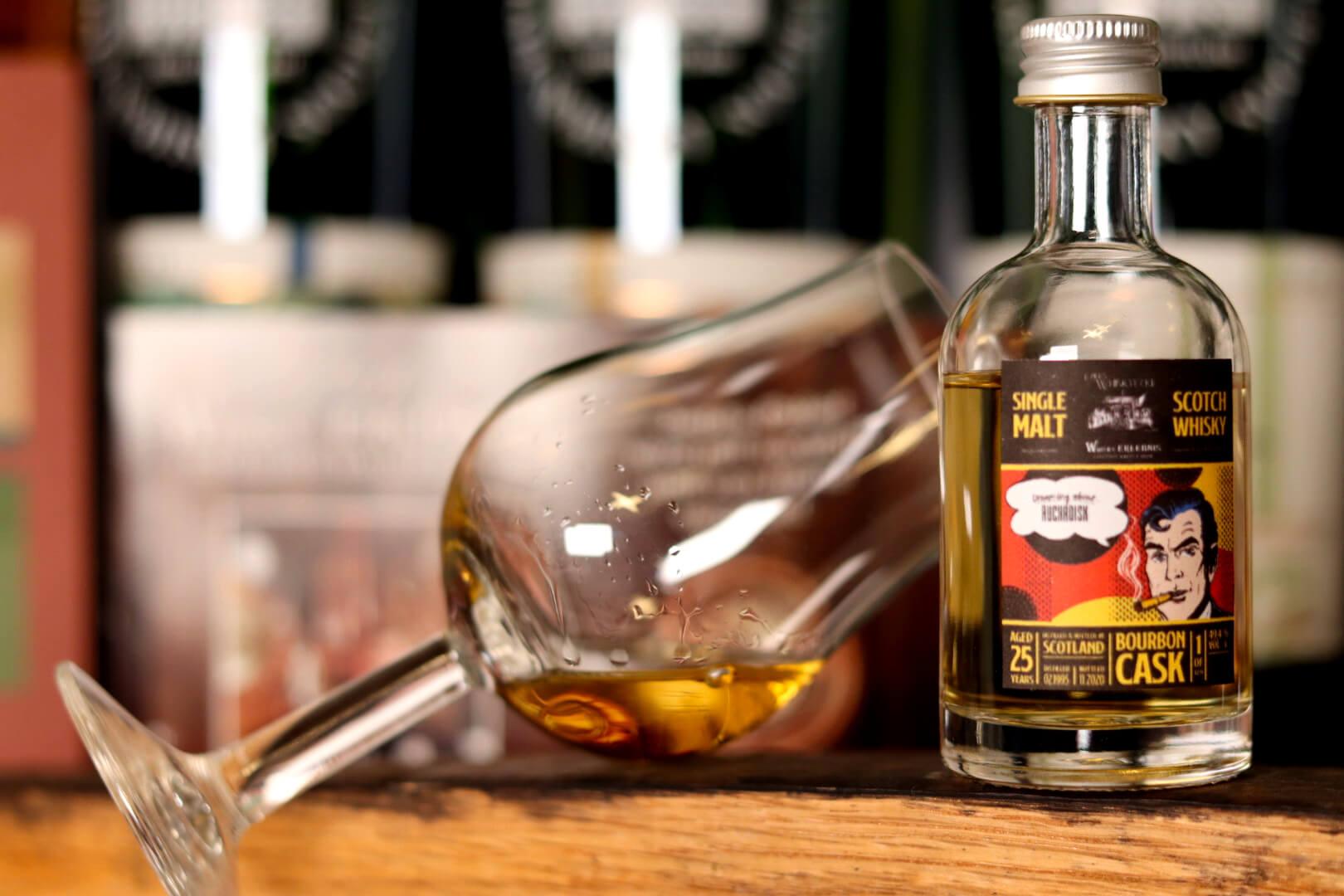 Whisky Review #191: Auchroisk 1995 / 2020 (Whisky Erlebnis)