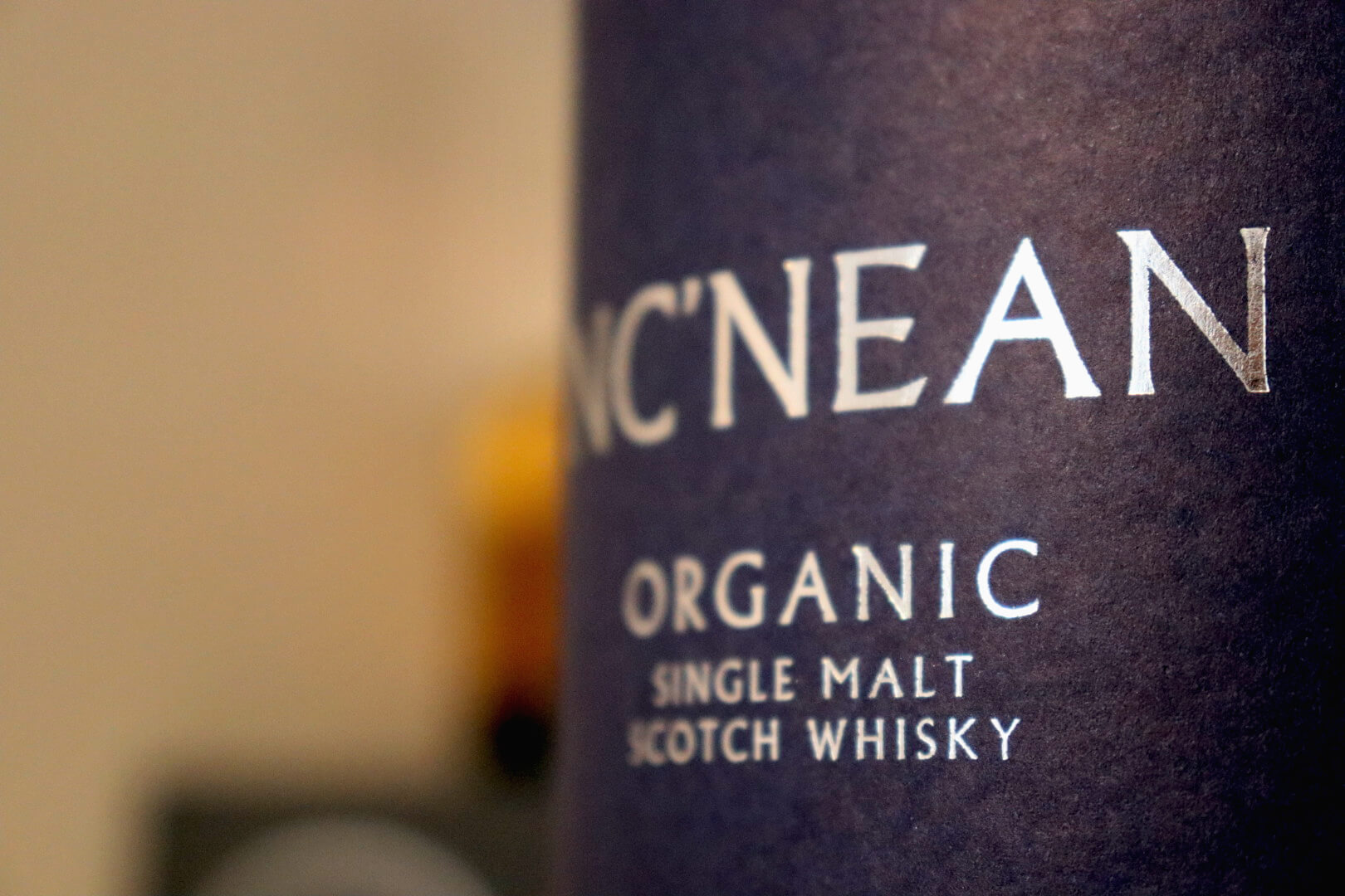 Whiskybesprechung #199: Nc'Nean - Organic Batch 05