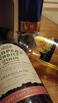The Cooper's Choice: Neu (vorne) gegen alt.