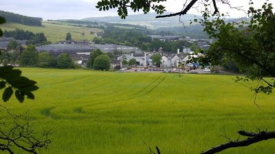 Glenfiddich Distillery Juli 2017