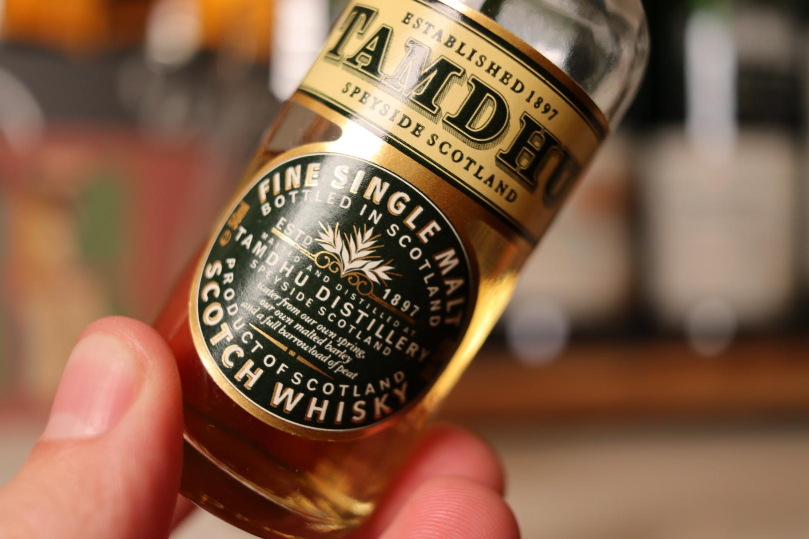 Whiskybesprechung #200: Tamdhu Fine Single Malt (ca. 2005)